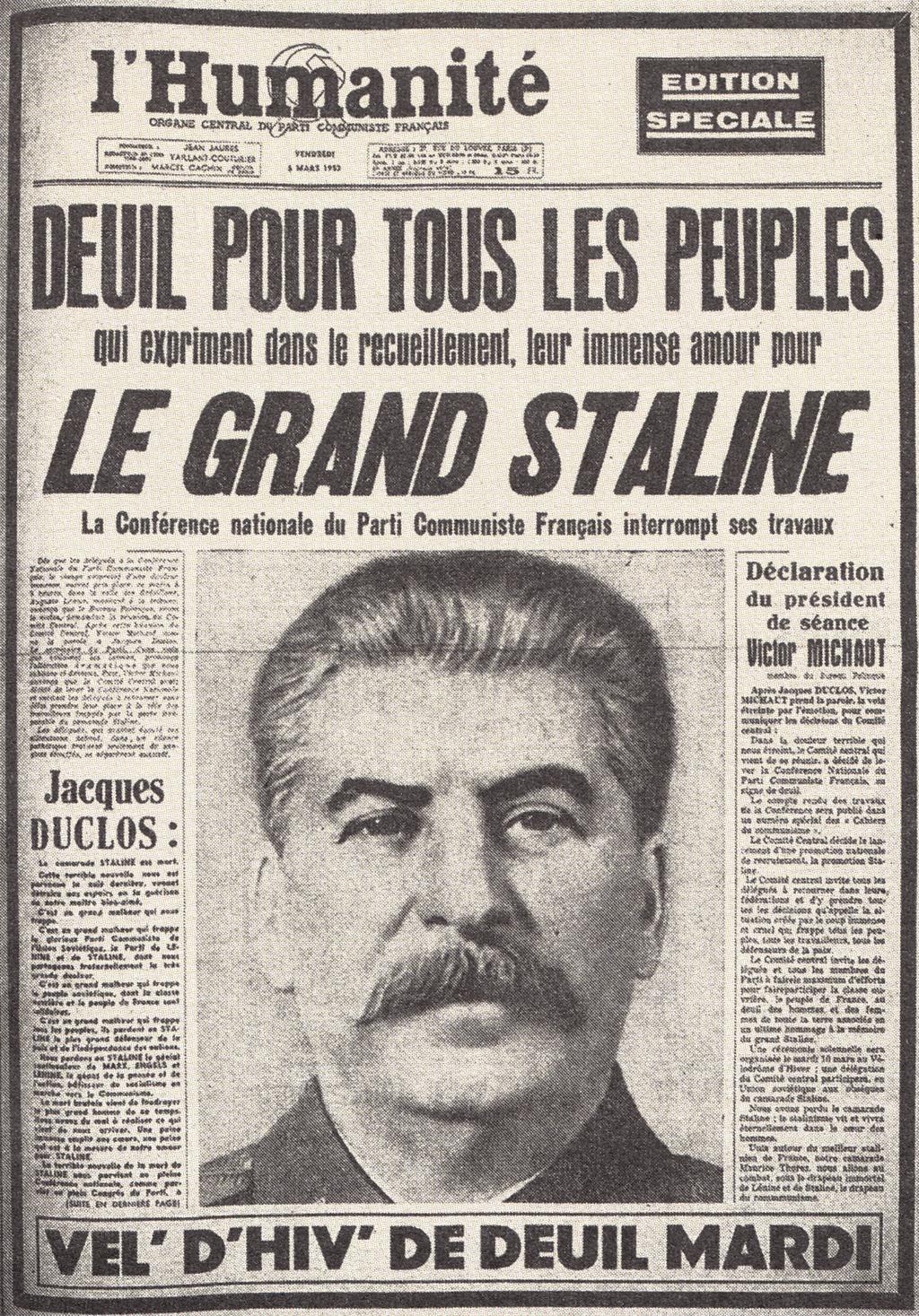Staline-Huma